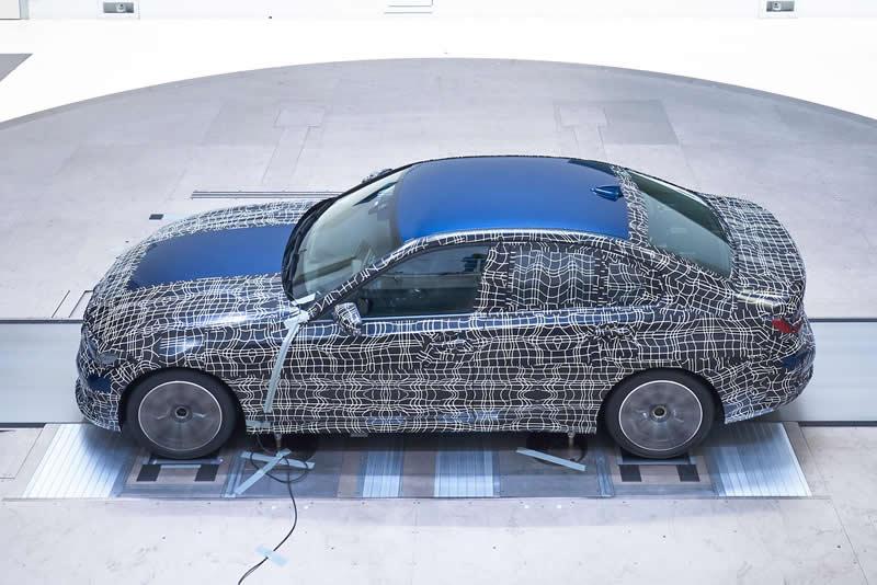 Yeni BMW 3 Serisi Sürtünme Katsayısı