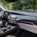 Yeni Cadillac XT4 İçi