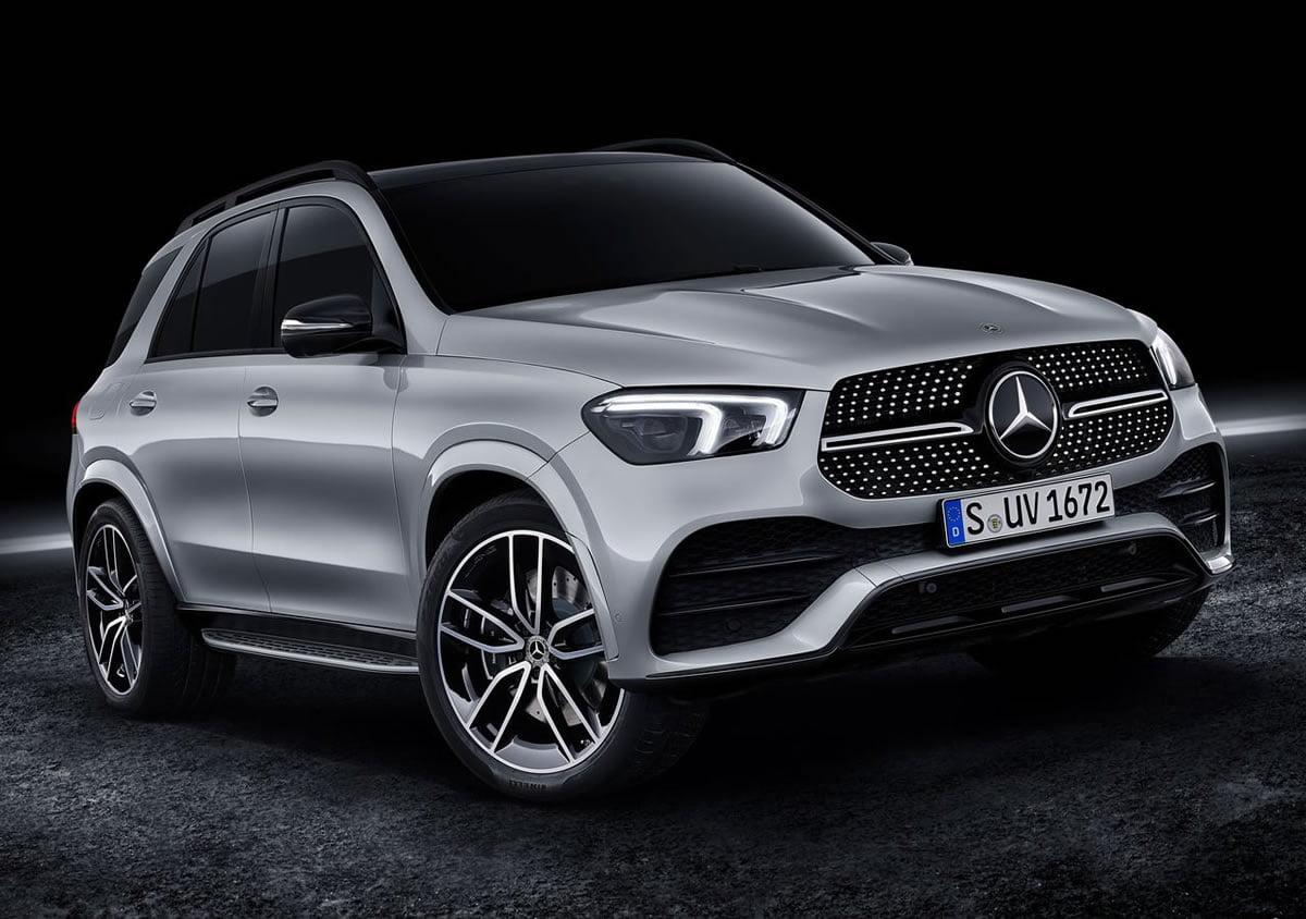 2020 Yeni Kasa Mercedes-Benz GLE Özellikleri