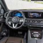 Yeni Kasa Mercedes-Benz GLE İçi