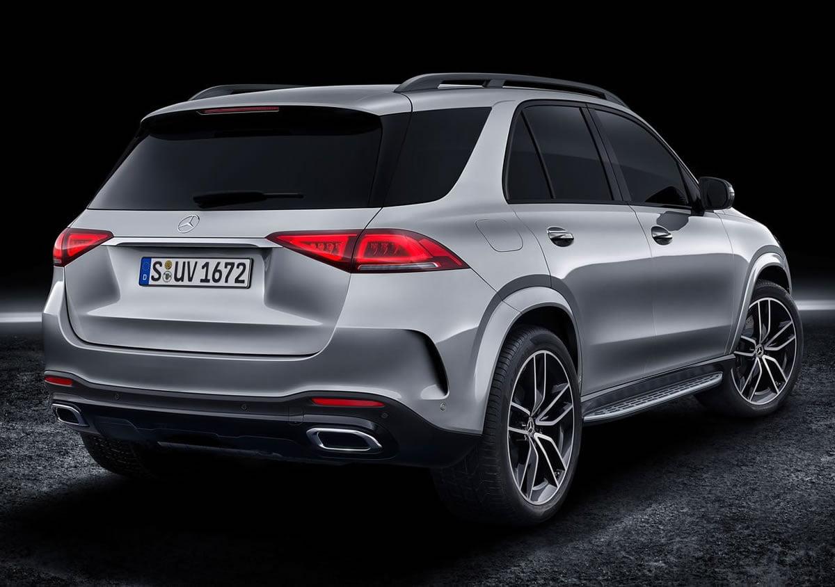 2020 Yeni Mercedes-Benz GLE