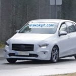 2019 Yeni Kasa Mercedes-Benz B Serisi