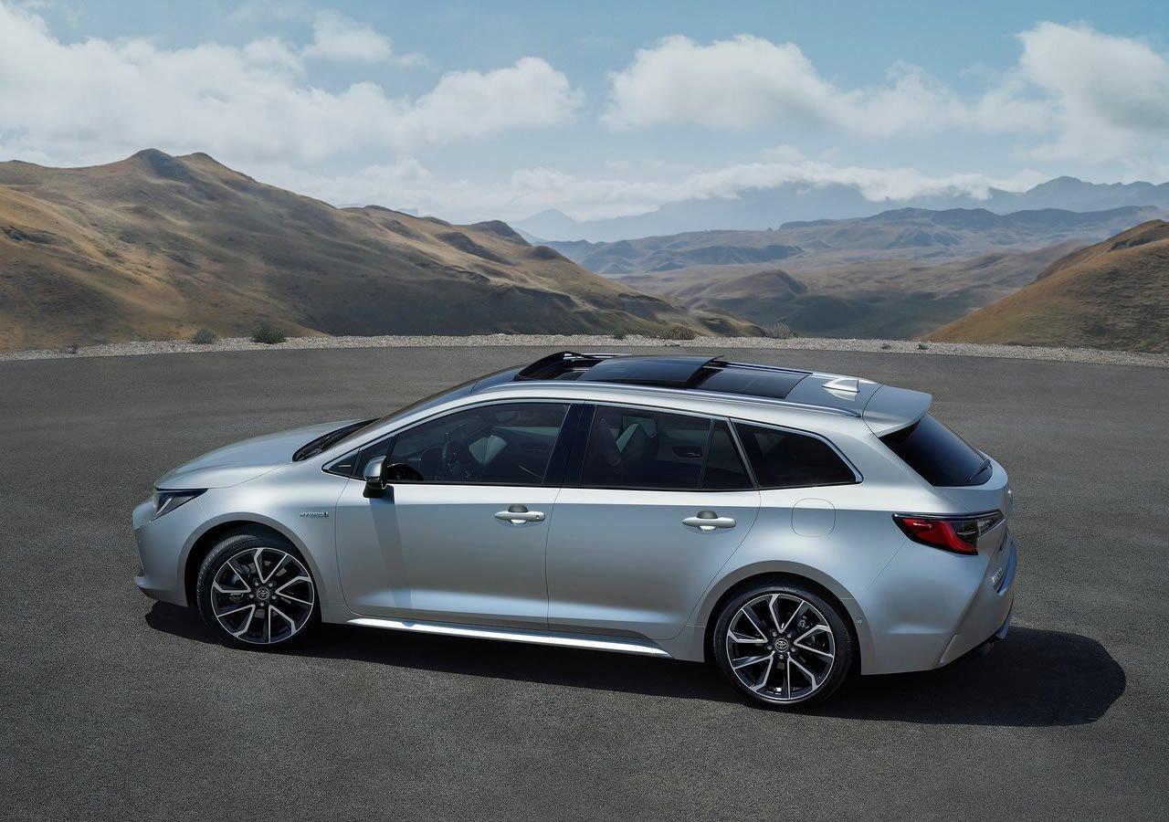 2019 Yeni Toyota Corolla Touring Sports