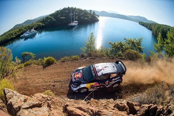 2019 Dünya Ralli Şampiyonası (WRC) Takvimi