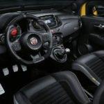 2019 Yeni Fiat 595 Abarth Kokpiti