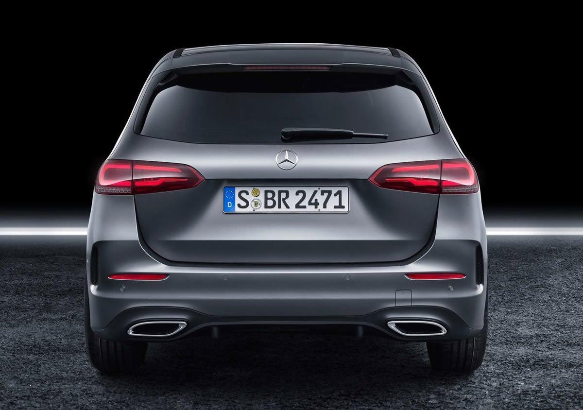 Yeni Kasa Mercedes B Serisi Türkiye Fiyatı