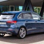 2019 Yeni Kasa Mercedes-Benz B Serisi Özellikleri