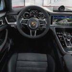 2019 Yeni Porsche Panamera GTS Kokpiti