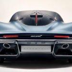 Yeni McLaren Speedtail Fiyatı