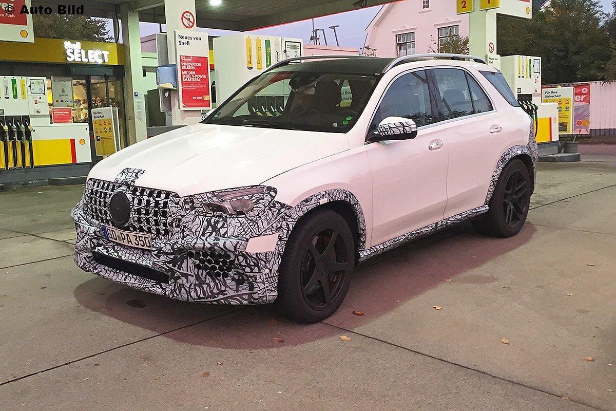 2020 Yeni Mercedes-AMG GLE 63
