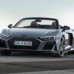 Makyajlı 2019 Yeni Audi R8 Spyder Özellikleri