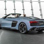 2019 Yeni Audi R8 Spyder Fotoğrafları