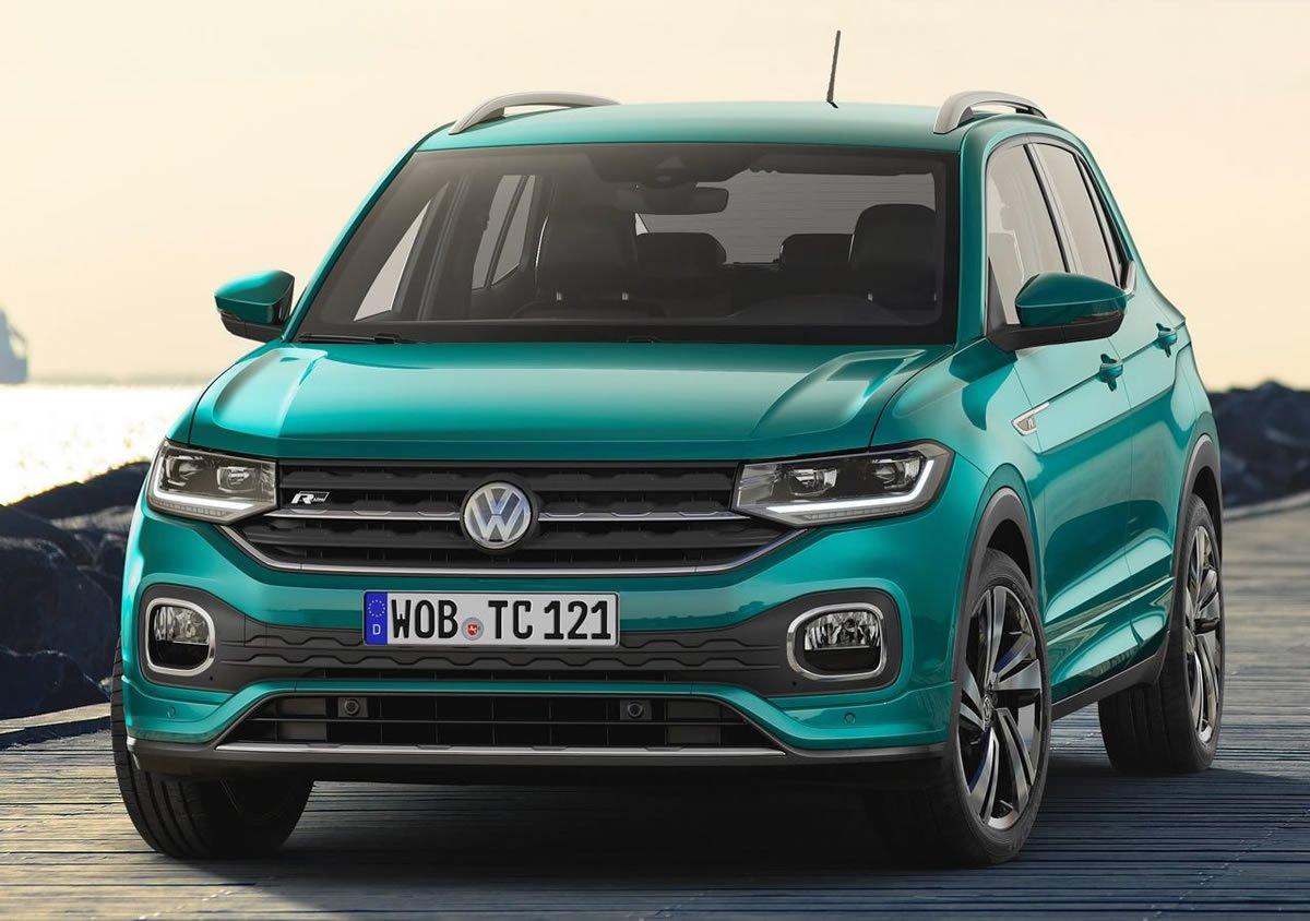 2019 Yeni Volkswagen T-Cross Teknik Özellikleri