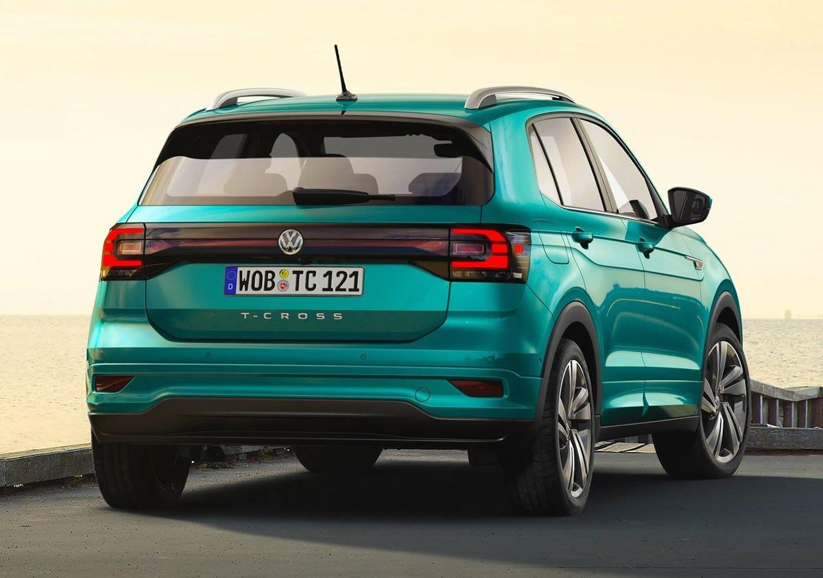 Yeni Volkswagen T-Cross Özellikleri