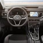 Yeni Volkswagen T-Cross Kokpiti