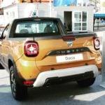 Yeni Dacia Duster Pick-Up Özellikleri