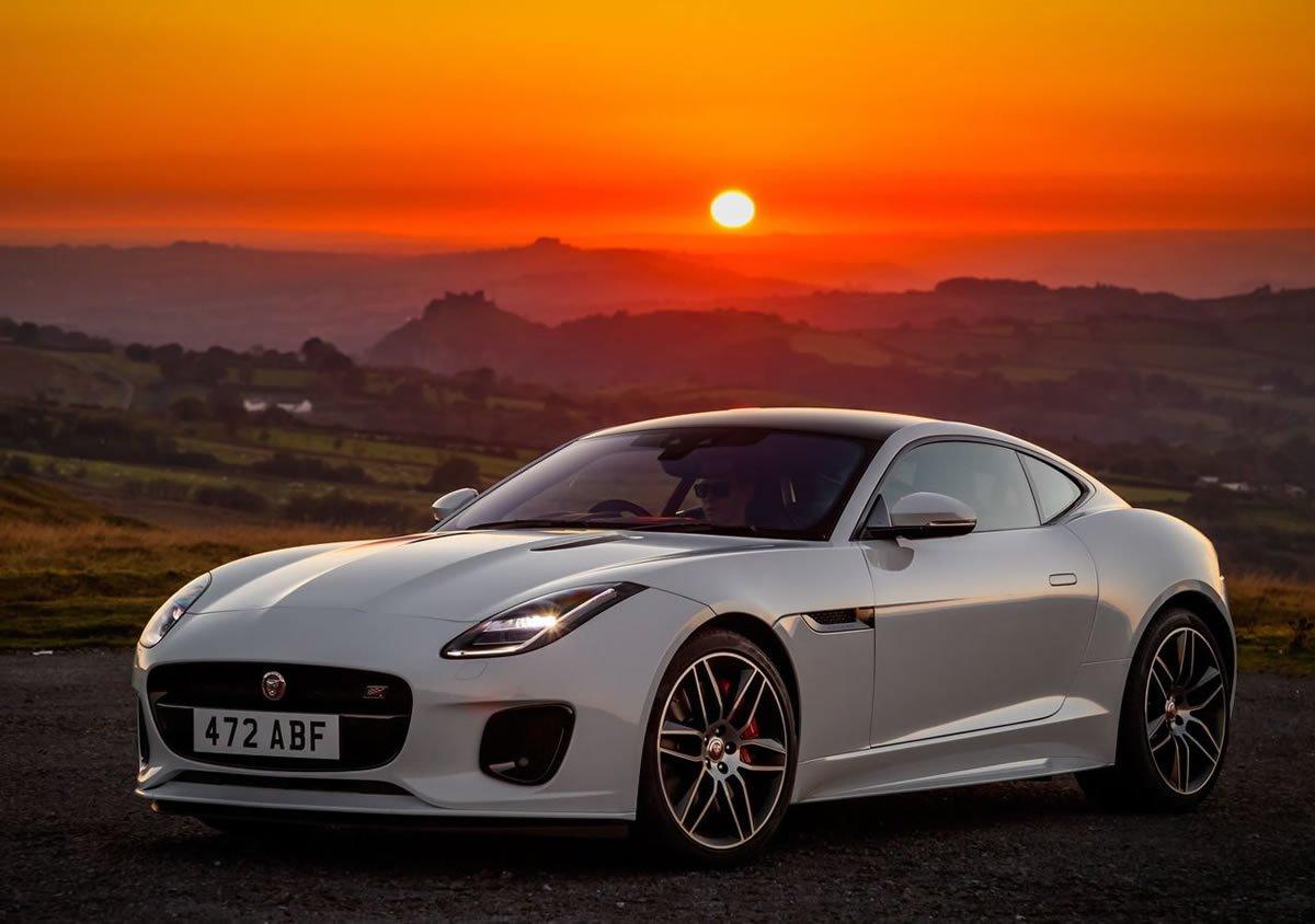 2019 Yeni Jaguar F-Type Chequered Flag Edition Özellikleri