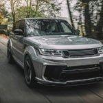 2019 Kahn Design Range Rover Sport SVR Modifiye