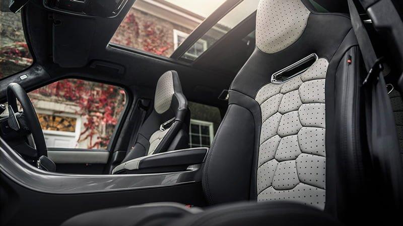 2019 Range Rover Sport SVR Tuning
