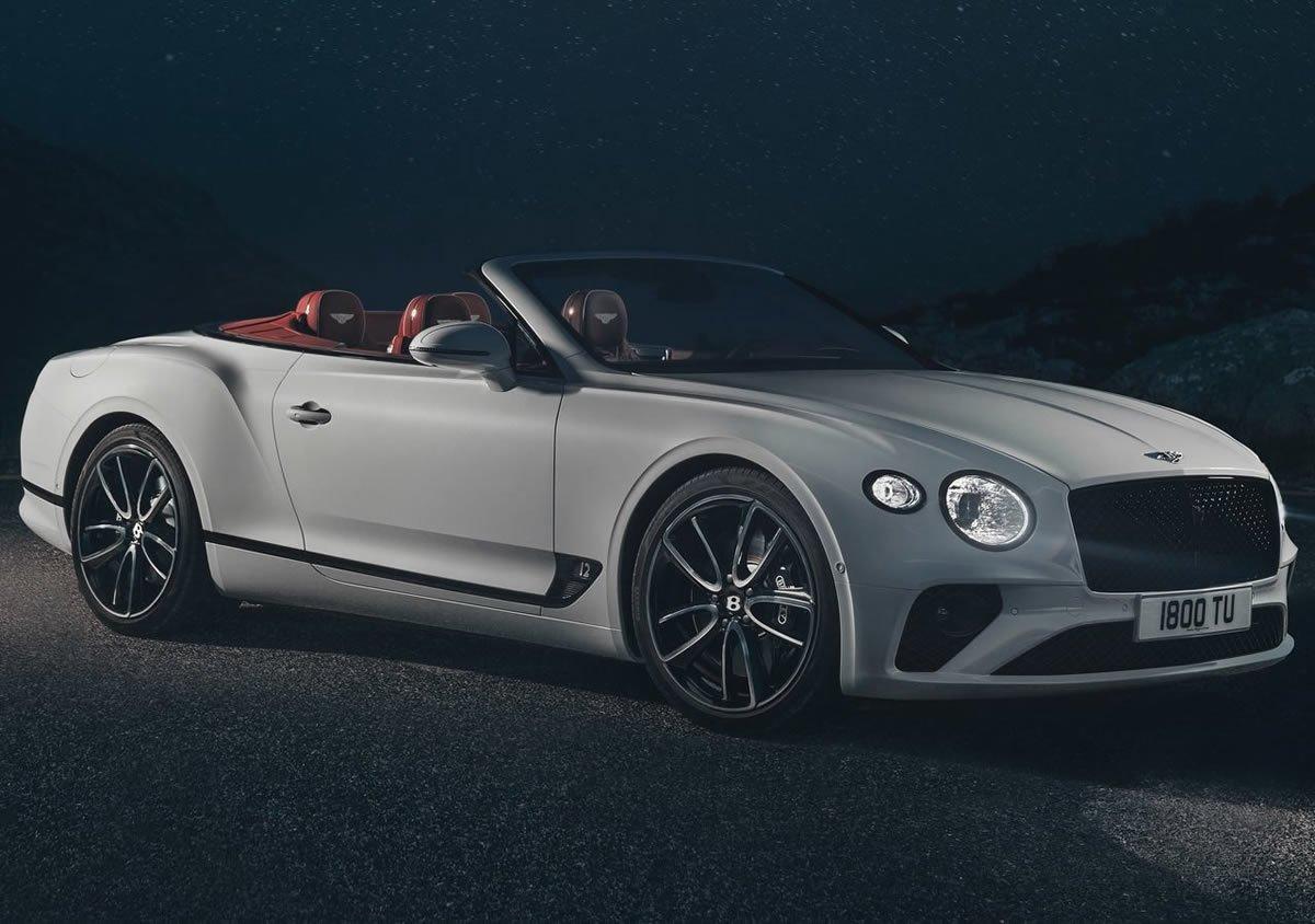 2019 Yeni Kasa Bentley Continental GT Convertible Teknik Özellikleri