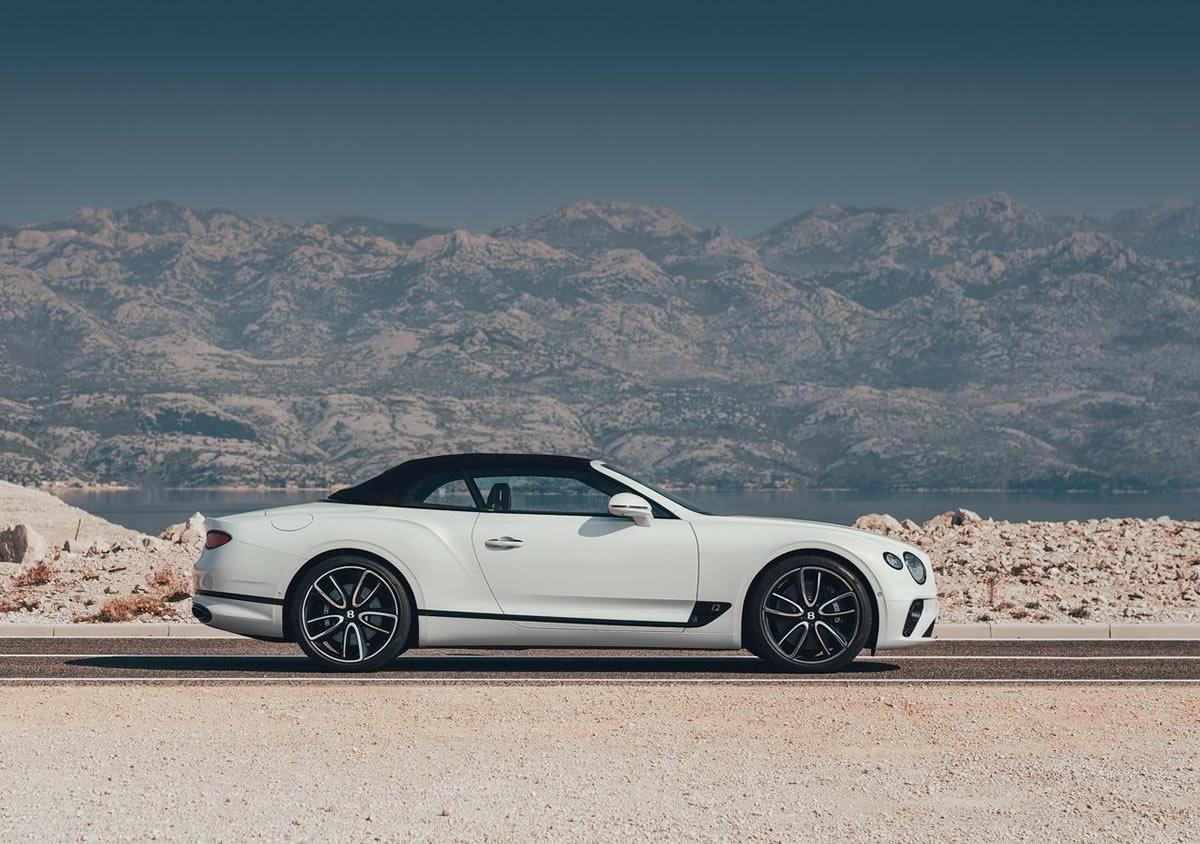 2019 Yeni Kasa Bentley Continental GT Convertible Donanımları