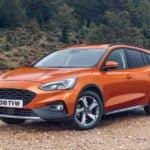 2019 Yeni Kasa Ford Focus Active Vagon Özellikleri