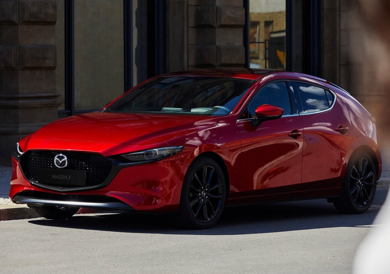What Is Skyactiv Mazda >> 2019 Yeni Kasa Mazda 3 HB ve Sedan (MK4) Özellikleri ile ...