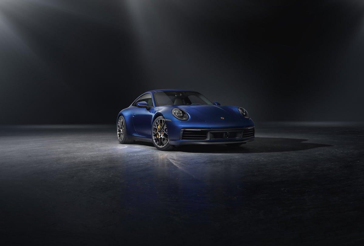 2019 Yeni Porsche 911 992 (MK8) Özellikleri