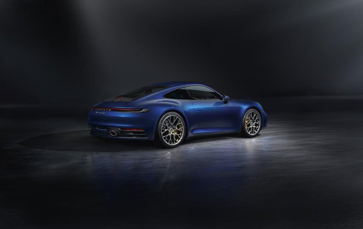 Yeni Porsche 911 992 Özellikleri