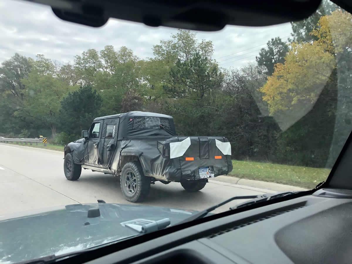 2020 Jeep Scrambler Ne Zaman Çıkacak?