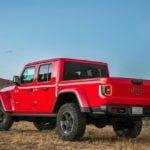 2020 Yeni Jeep Gladiator Teknik Özellikleri