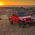 2020 Yeni Jeep Gladiator