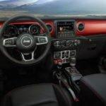 2020 Yeni Jeep Gladiator Kokpiti