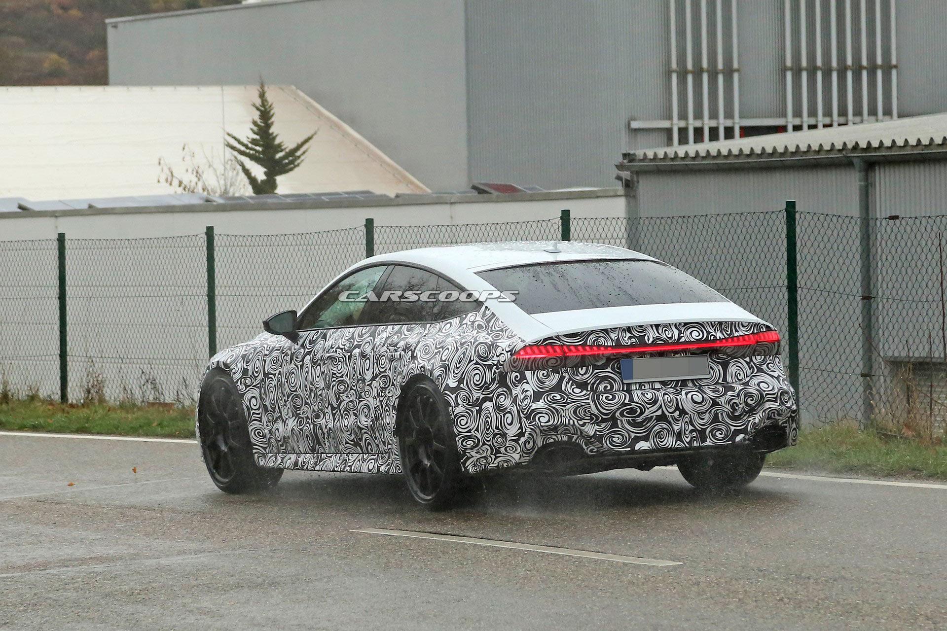2020 Yeni Kasa Audi RS7 Ne Zaman Çıkacak?