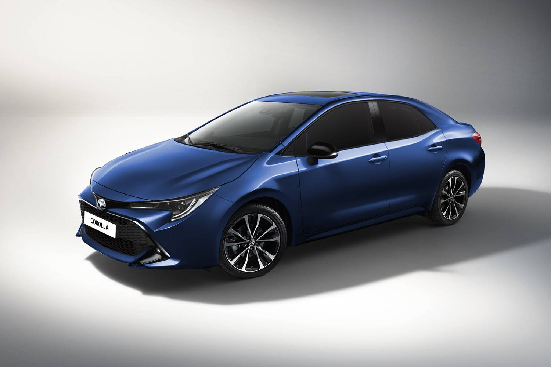 2020 Yeni Kasa Toyota Corolla Sedan
