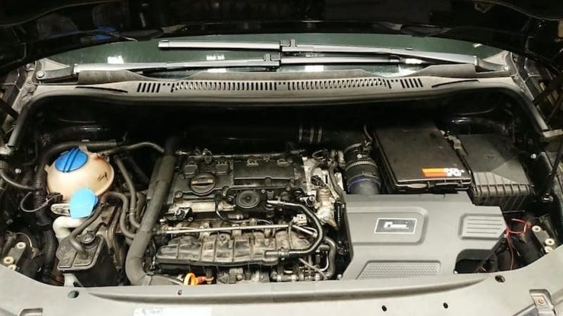 Volkswagen Touran Modifiye