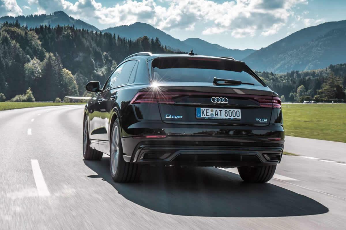 Audi Q8 Tuning - Oto Kokpit