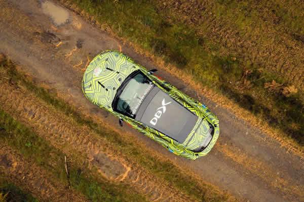 Aston Martin DBX Ne Zaman Çıkacak?