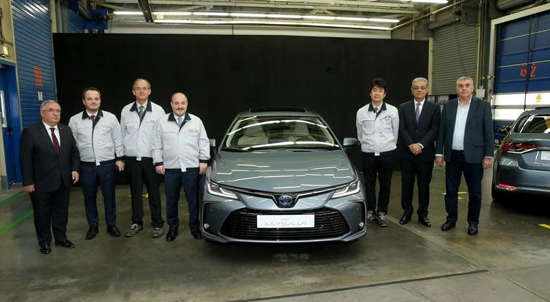 2020 Yeni Toyota Corolla Hibrit,