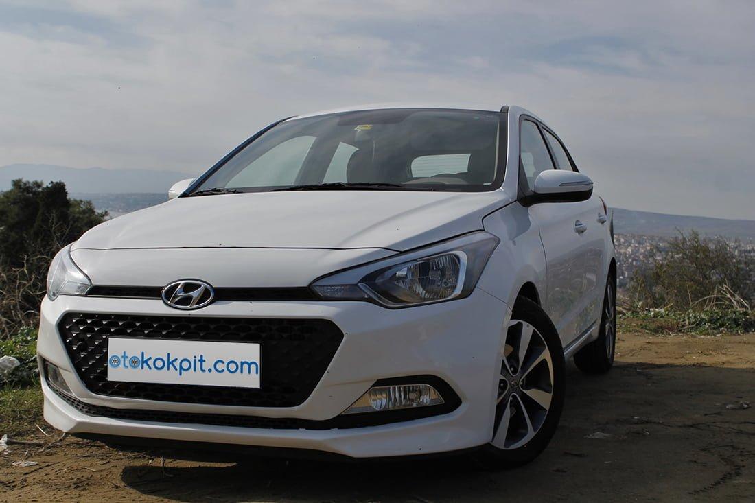 Hyundai İ20 1.4 CRDi Jump