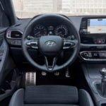 2019 Yeni Hyundai i30 Fastback N Line Kokpiti
