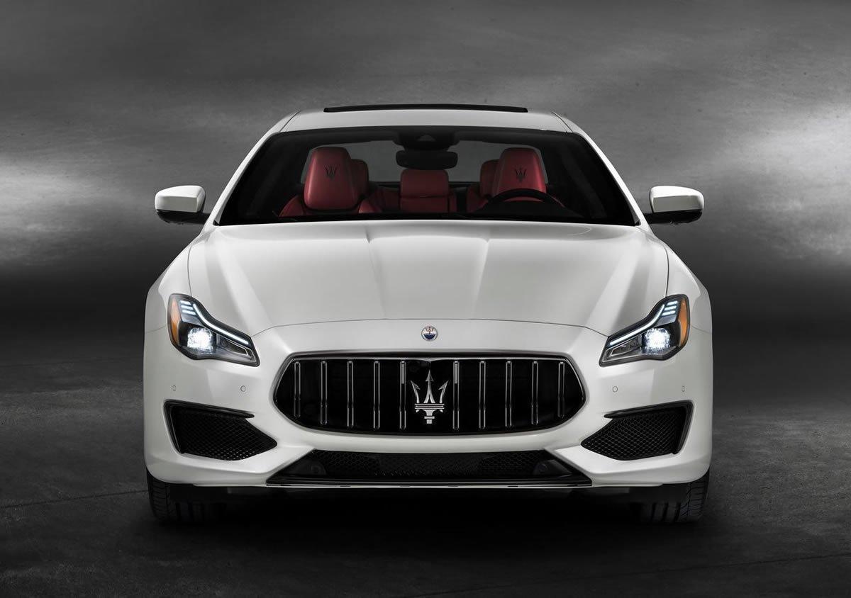 Makyajlı 2019 Maserati Quattroporte