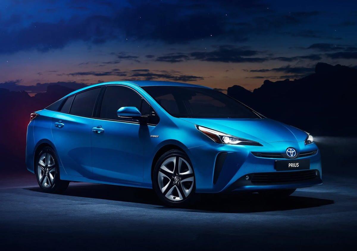 Makyajlı 2019 Yeni Toyota Prius Özellikleri