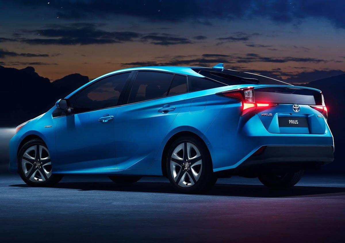 Makyajlı 2019 Yeni Toyota Prius Teknik Özellikleri