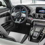 2020 Yeni Mercedes-Benz AMG GT Kokpiti