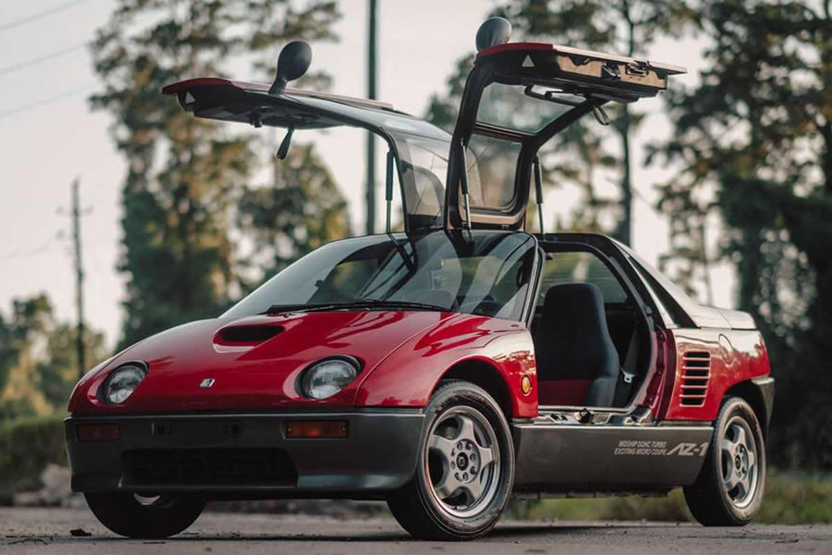 Mazda Autozam AZ1 Teknik Özellikleri