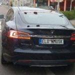 Sıra Dışı Tesla Plakaları