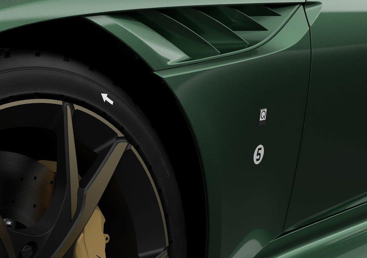 Yeni Aston Martin DBS 59 Ne Zaman Çıkacak?