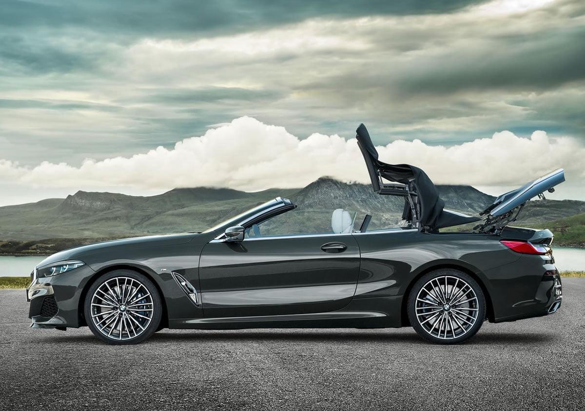 BMW 8 Serisi Cabrio Tavan Açılma Süresi