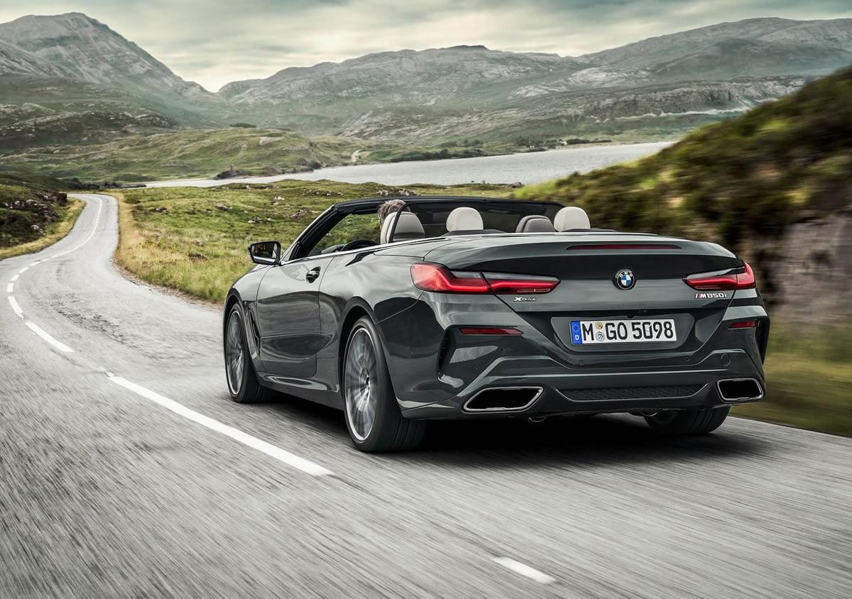 Yeni BMW 8 Serisi Cabrio Türkiye Fiyatı